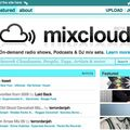 Скриншот 1 программы MixCloud