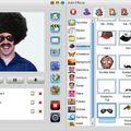 Скриншот 1 программы WebcamMax