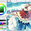 Скриншот 2 программы Clip Studio Paint