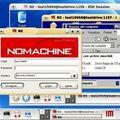 Скриншот 1 программы NoMachine