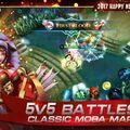 Скриншот 1 программы Mobile Legends: Bang bang