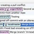 Скриншот 2 программы SourceTree