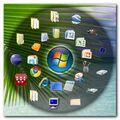 Скриншот 2 программы Circle Dock