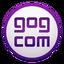 Иконка программы GOG Galaxy