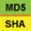 Иконка программы MD5 & SHA Checksum Utility