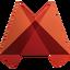 Иконка программы Autodesk Mudbox