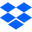 Иконка программы Dropbox