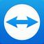 Иконка программы TeamViewer