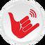 Иконка программы FireChat