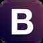 Иконка программы Bootstrap