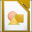 Иконка программы LibreOffice - Draw