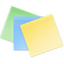 Иконка программы Windows Sticky Notes