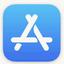 Иконка программы Apple App Store
