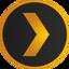 Иконка программы Plex