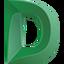 Иконка программы Autodesk DWG TrueView