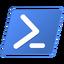 Иконка программы PowerShell