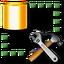 Иконка программы SQL Server Management Studio