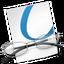 Иконка программы Okular