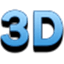 Иконка программы 3D Video Converter
