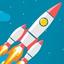 Иконка программы Rocket 3F