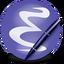 Иконка программы GNU Emacs