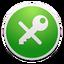 Иконка программы KeePassX