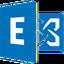 Иконка программы Microsoft Exchange Server