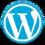 Иконка программы WordPress