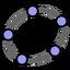 Иконка программы GeoGebra