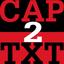 Иконка программы Capture2text