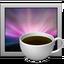 Иконка программы Caffeine for Mac