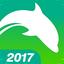 Иконка программы Dolphin Browser