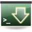 Иконка программы Guake terminal