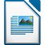 Иконка программы LibreOffice - Writer