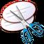 Иконка программы Snipping Tool