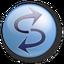 Иконка программы SyncToy