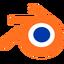 Иконка программы Blender