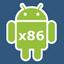 Иконка программы Android-x86