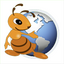 Иконка программы Ant Download Manager & Video Downloader