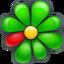 Иконка программы ICQ