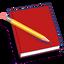 Иконка программы RedNotebook