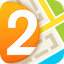 Иконка программы 2GIS