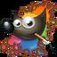 Иконка программы GIMP