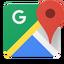 Иконка программы Google Maps