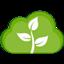 Иконка программы GreenCloud Printer