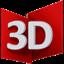 Иконка программы Soda PDF 3D Reader
