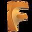 Иконка программы Autodesk Fusion 360