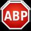 Иконка программы Adblock Plus
