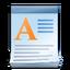 Иконка программы WordPad