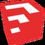 Иконка программы Sketchup